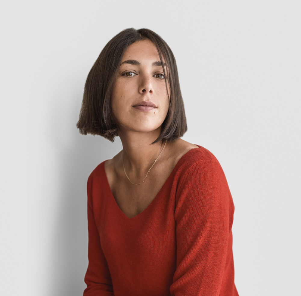 Jade Vijt, interior architect, Brussels